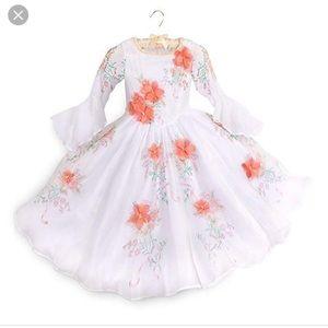 White Disney belle princess costume